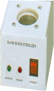 GLASS BEAD STERILIZER (Square shaped)