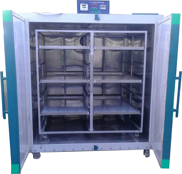 INDUSTRIAL DRYING CHAMBER