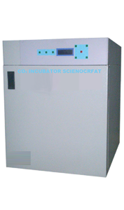 CO2 INCUBATOR AIR JACKETED HEATING CUM HUMIDITY